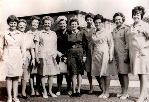 Ashford Hospital Hostesses